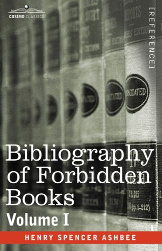 Bibliography of Forbidden Books