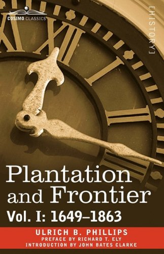 Plantation and Frontier