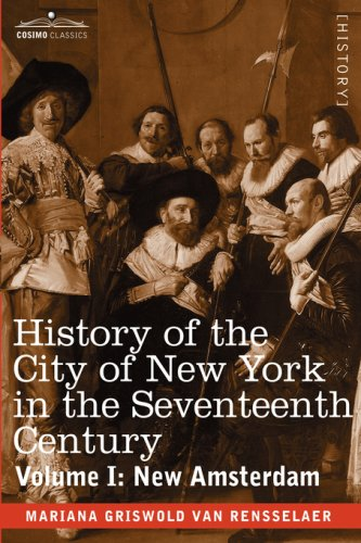 The History of the City of New York